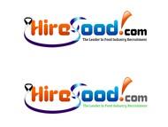 iHireFood.com Logo - Entry #142