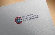Mechanical Construction & Consulting, Inc. Logo - Entry #248