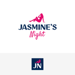 Jasmine's Night Logo - Entry #347