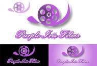Purple Iris Films Logo - Entry #87