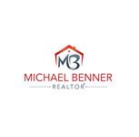 Michael Benner, Real Estate Broker Logo - Entry #111