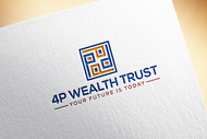 4P Wealth Trust Logo - Entry #222