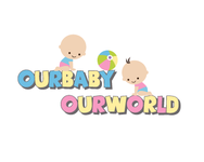 Logo for our Baby product store - Our Baby Our World - Entry #28