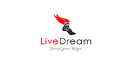 LiveDream Apparel Logo - Entry #437