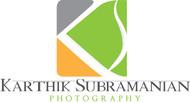 Karthik Subramanian Photography Logo - Entry #122