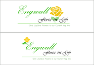 Engwall Florist & Gifts Logo - Entry #90