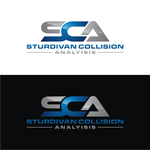 Sturdivan Collision Analyisis.  SCA Logo - Entry #68