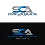 Sturdivan Collision Analyisis.  SCA Logo - Entry #68