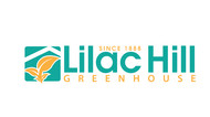 Lilac Hill Greenhouse Logo - Entry #111