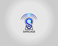 The name is SafeCage but will be seperate from the logo - Entry #33