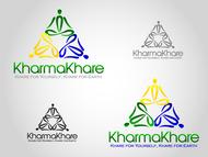KharmaKhare Logo - Entry #206