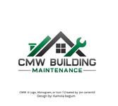 CMW Building Maintenance Logo - Entry #279