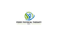 Perry Physical Therapy, Inc. Logo - Entry #17
