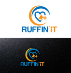 Ruffin'It Logo - Entry #151