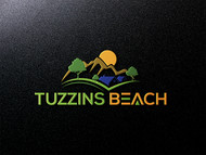 Tuzzins Beach Logo - Entry #318