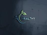 Healthy Livin Logo - Entry #553