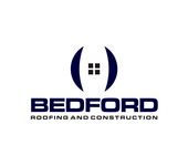 Bedford Roofing and Construction Logo - Entry #13