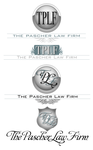 The Pascher Law Firm Logo - Entry #26