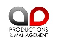 Corporate Logo Design 'AD Productions & Management' - Entry #18