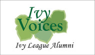 Logo for Ivy Voices - Entry #54