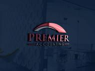 Premier Accounting Logo - Entry #330