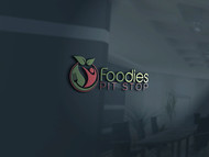 Foodies Pit Stop Logo - Entry #79