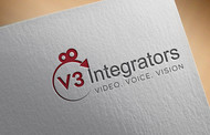 V3 Integrators Logo - Entry #169