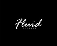 FLUID EYEWEAR Logo - Entry #47