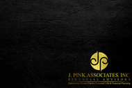 J. Pink Associates, Inc., Financial Advisors Logo - Entry #160