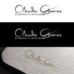 Claudia Gomez Logo - Entry #32