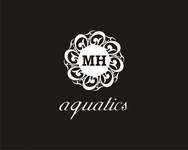 MH Aquatics Logo - Entry #10