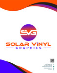 Solar Vinyl Graphics Logo - Entry #338