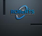 Roberts Wealth Management Logo - Entry #549