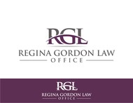 Regina Gordon Law Office  Logo - Entry #2