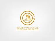 Golden Oak Wealth Management Logo - Entry #63