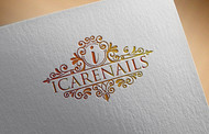 icarenails Logo - Entry #39