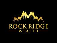 Rock Ridge Wealth Logo - Entry #355