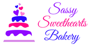 Sassy Sweethearts Bakery Logo - Entry #100