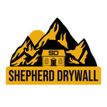 Shepherd Drywall Logo - Entry #224