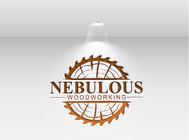 Nebulous Woodworking Logo - Entry #125
