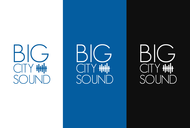 Big City Sound   Logo - Entry #4