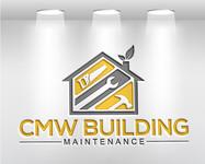 CMW Building Maintenance Logo - Entry #429