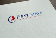 First Mate Logo - Entry #61