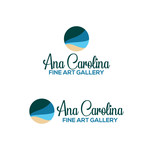 Ana Carolina Fine Art Gallery Logo - Entry #6