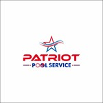 Patriot Pool Service Logo - Entry #92