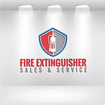 Consolidated Safety of Acadiana / Fire Extinguisher Sales & Service Logo - Entry #148