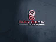 Body Built by Michelle Logo - Entry #44