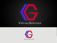 CGVirtualServices Logo - Entry #44