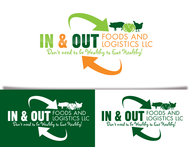 In & Out Foods and Logistics LLC Logo - Entry #23