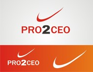PRO2CEO Personal/Professional Development Company  Logo - Entry #39